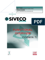 Functional overview 7