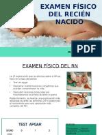 Ex. Físico en Neonatología