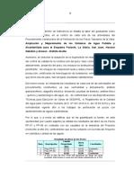 Resumen de Informe de Suficiencia de Procedimiento Constructivo de Perforación de Pozos Tubulares de Agua