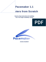 Pacemaker 1.1 Clusters From Scratch Ro RO