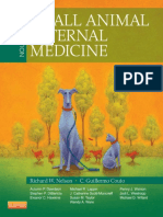 Small Animal Internal Medicine 5th Ed [PDF][2014]{Tahir99}