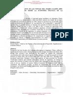 LA CAÍDA CONSTANTE EN LAS VENTAS DEL DIARIO CLARÍN (1995- 2012). UN ANÁLISIS DESDE LA ECONOMÍA POLÍTICA DE LA COMUNICACIÓN