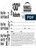 Thermacell Torch Rebate 2016