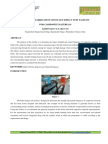 7.Eng-Design and Fabrication of Bullet Impact Test Facility for Composite Materials
