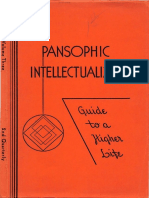 Pansophic Intellectualizer v3 q2 Sep 1937