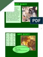 Mrs Beast
