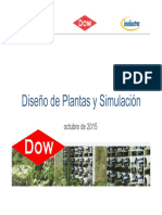 7. Diseño de Plantas y Simulación OSMOSIS INVERSA