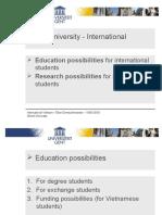 3.Ghent University International Vietnam 2016-01-10