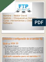 Configuracion Ftp Resumen