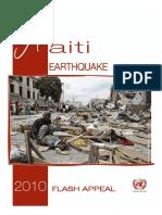 Haiti Flash Appeal