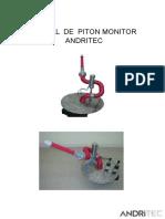 Manual Uso de Piton Monitor Andritec