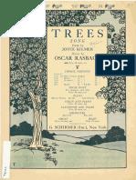 Trees (Oscar Rasbach)
