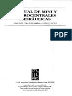 Manual de Microcentrales Hidraulicas