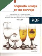 Copo Adequado Realca o Sabor da Cerveja