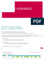 Horaires SNCF