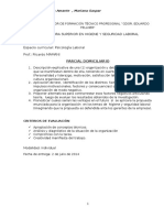 Parcial de Psicologia Laboral 2014