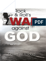 Rock and Rolls War Against God