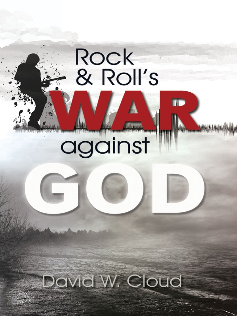 Rock and rolls war against god jesus rock music fandeluxe Image collections