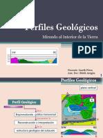 Perfiles Geologicos - III Unidad