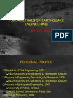 Engineering Seismology Basics
