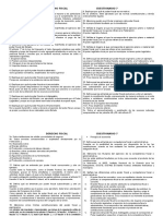 Derecho Fiscal Cuestionario 7