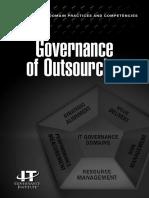 Outsourcing governanca