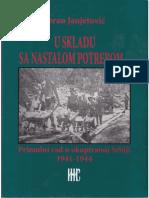 Zoran Janjetović - U skladu sa nastalom potrebom... Prinudni rad u okupiranoj Srbiji 1941-1944