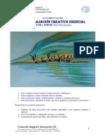 RCE. Programa. La Relajacion Creativa Esencial