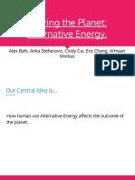 alternative energy final slide