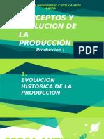produccionn