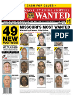 Gkccs Most Wanted 3-25-16