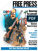 Albuquerque New Mexico Alternative Newspaper - ABQ Free Press - April 5