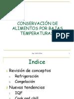 Conservacion Por Frio