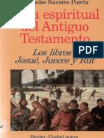 Navarro Mercedes Los Libros de Josue Jueces y Rut