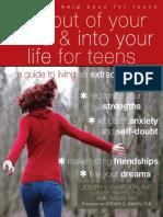 Sal de Tu Mente y Entra en Tu Vida Para Adolescentes