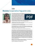 revista cooperativa yaguaron