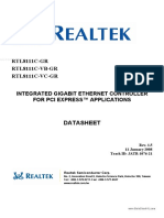 RTL8111C Data Sheet