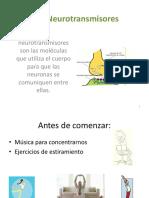 Neurotransmisores (Presentación)