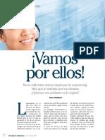 Especial de Outsourcing 2012