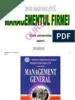 Cursuri Management Fara Parola
