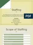 MANAGEMENT - unit 04 - STAFFING.pptx