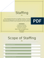 MANAGEMENT - unit 04 - STAFFING.pptx