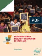 Unicef Issue5 Measuring Gender