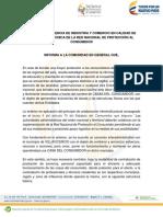 Casa Del Consumidor Villavicencio - Perfil Coordinador 2