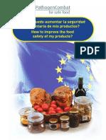 Como Puedo Aumentar La Seguridad Alimentaria de Mis Productos