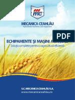 Catalog Produse Mecanica Ceahlau