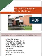 Biblioteca Victor Manuel Sanabria Martínez (1)