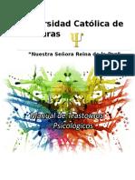 Manual Completo Trastornos Pricologicos