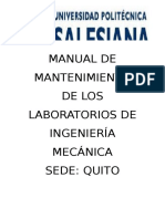 Manual de Mantenimiento Ups
