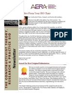 Constructivist SIG Newsletter April 2016 PDF